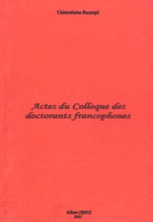 Lidia Cotea: Éléments pour une lecture anthropologique de la corporéité
